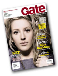Gate Magazine, April 2015
