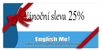 Aplikace pro výuku angličtiny od autorů Help for English!